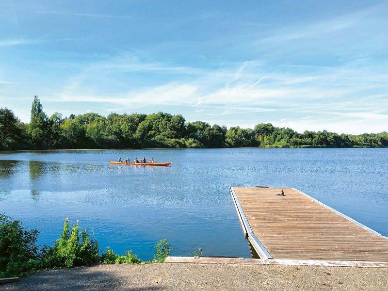 Eutiner See: ein Paradies für Paddler, Hobby-Ornithologen, Wanderer und Träumer