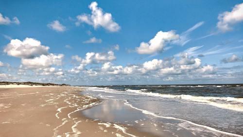Norderney: Besonders der Weststrand ist ein Paradies für Wasserratten.