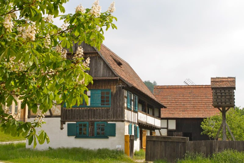 Hohenfelden Freilichtmuseum