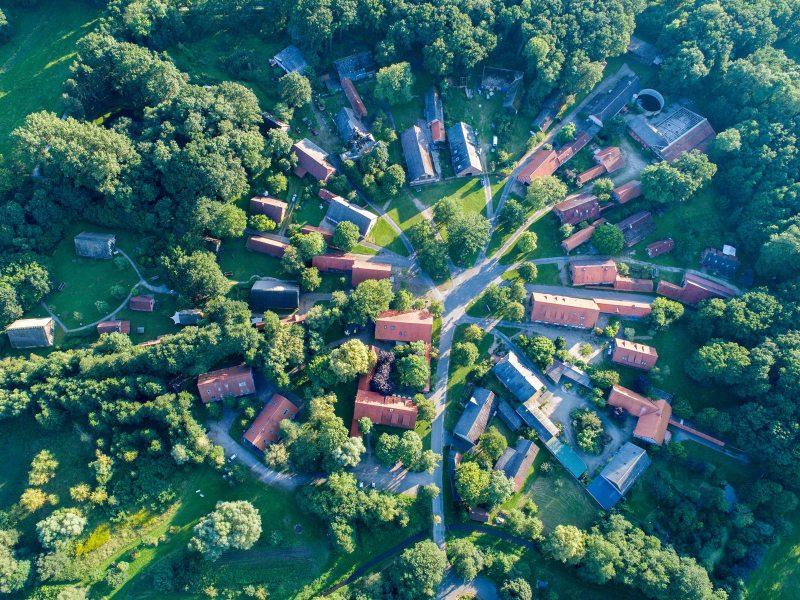 Rundlingsdorf im Wendland