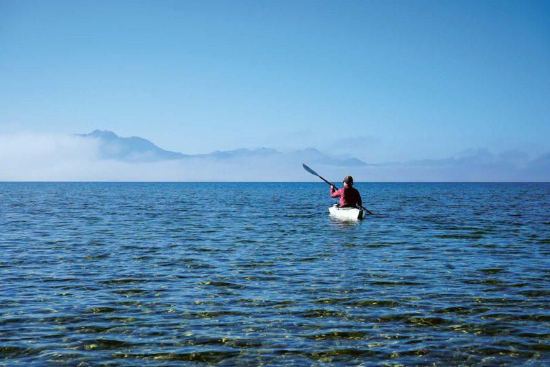Der Chiemsee lockt mit einer Fülle an Wassersport-Aktivitäten.